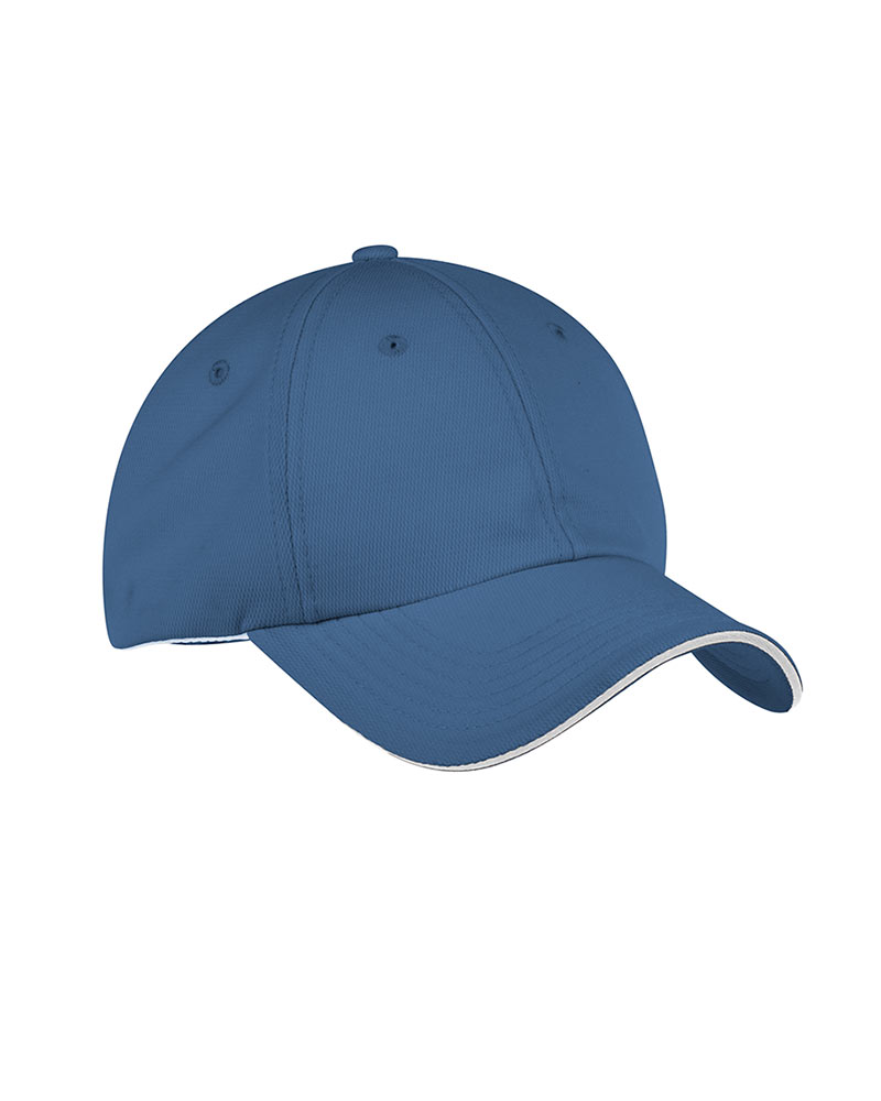 Port Authority Signature Dry Zone Performance Cap