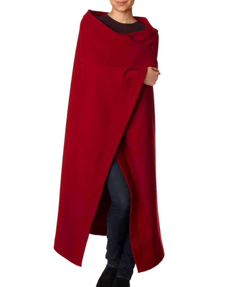 Gildan DryBlend Sweatshirt Fleece Stadium Blanket