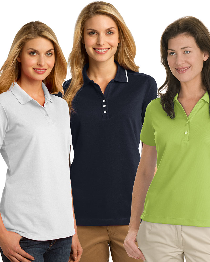 Women's Grab Bag Short Sleeve Polo