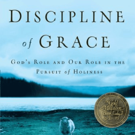 The Discipline of Grace book