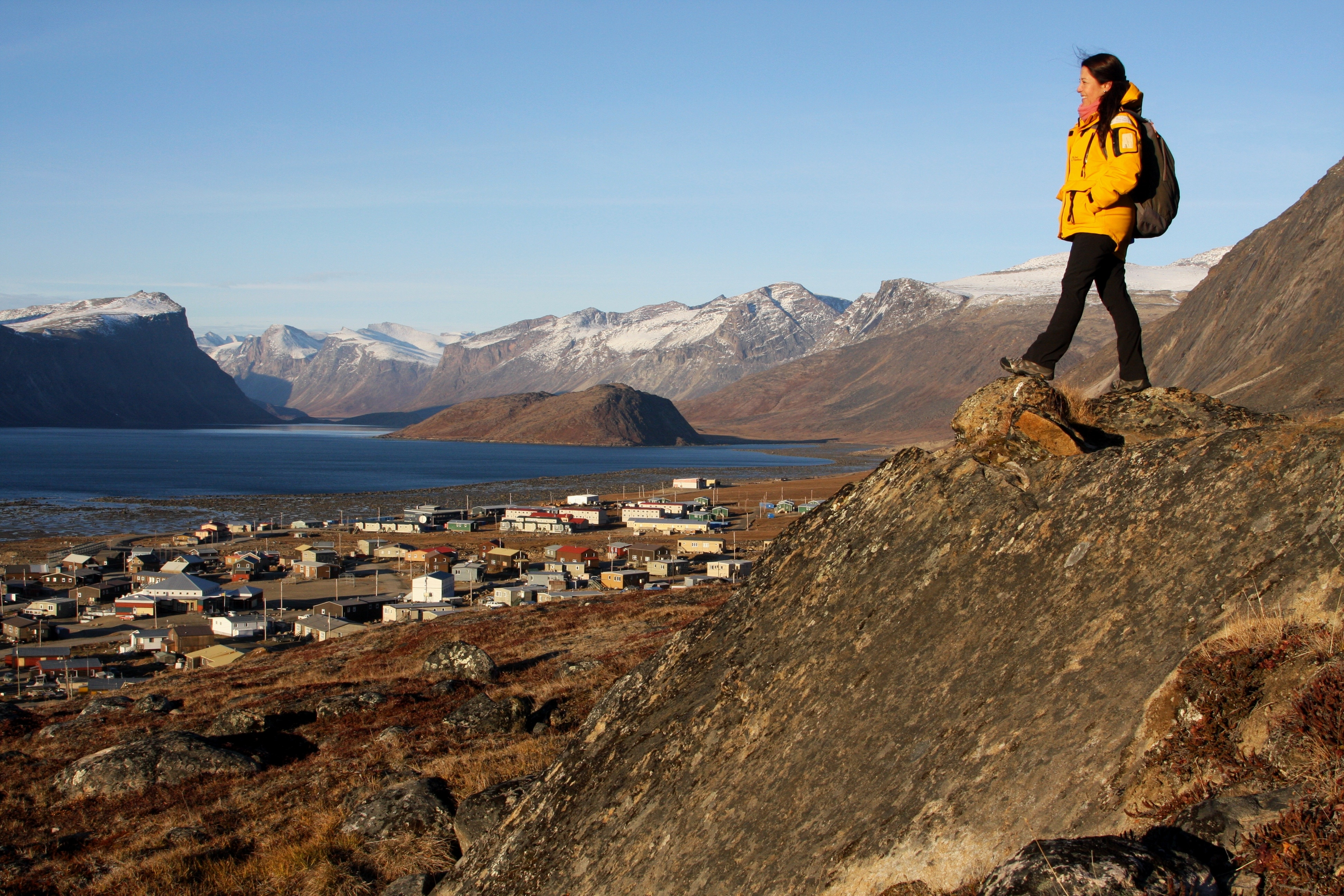 Pangnirtung_Baffin Island