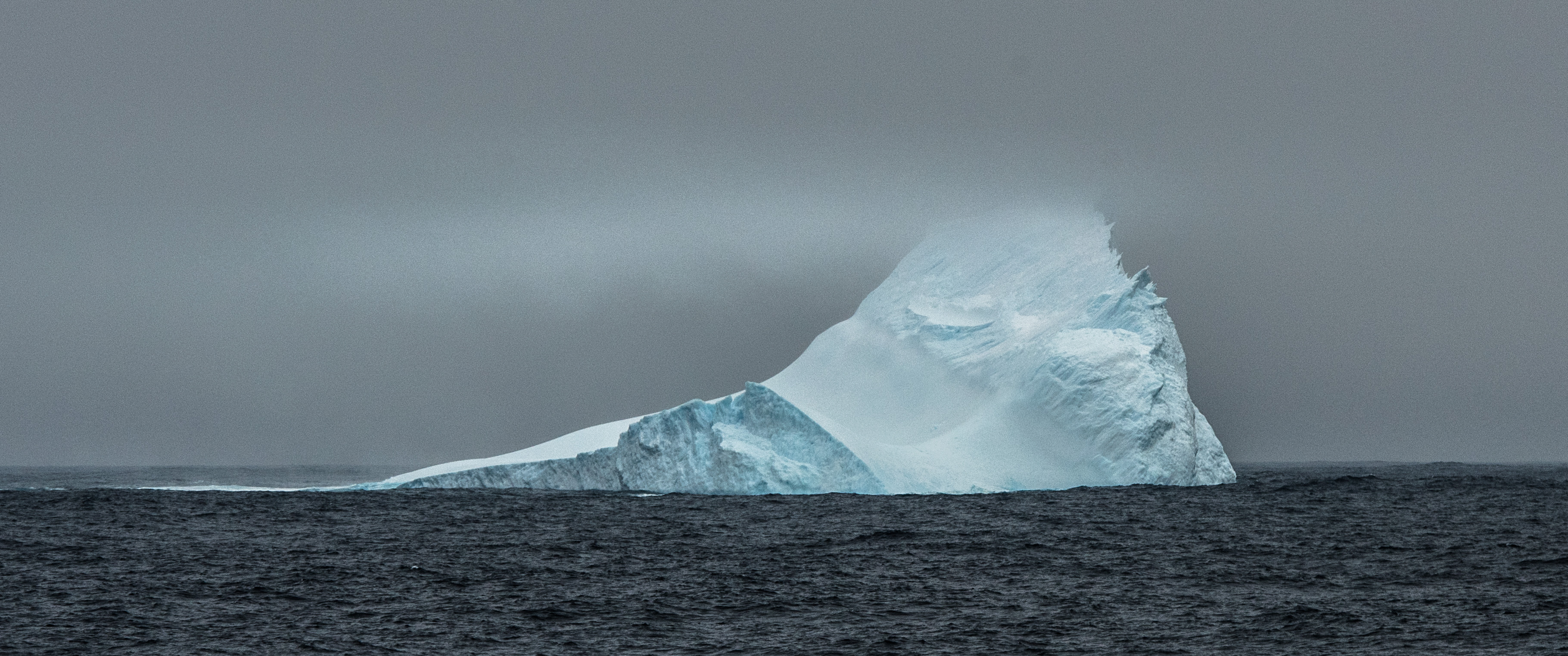 First Iceberg- Photo credits: JULIO_LANDMANN