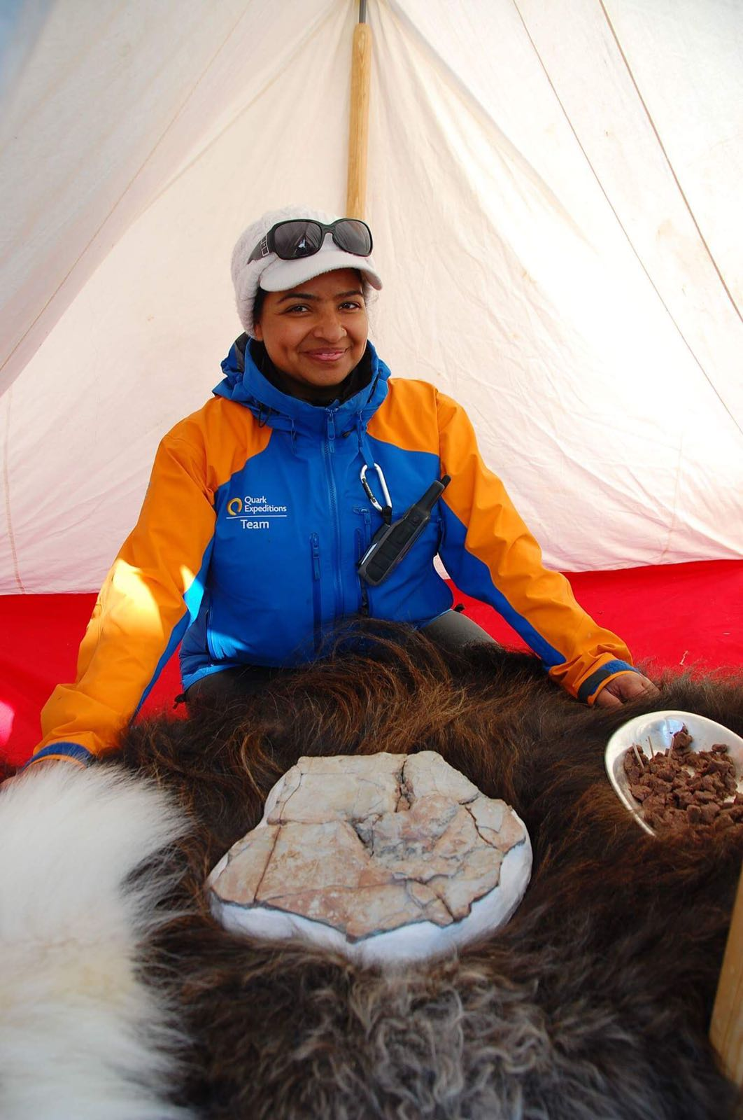Spend more time exploring Greenland's history and culture on small ship expeditions.