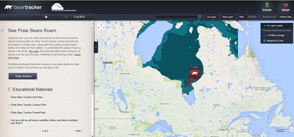 Polar-Bear-Tracker