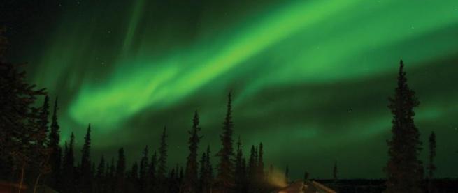 Watch The Aurora Borealis Dance