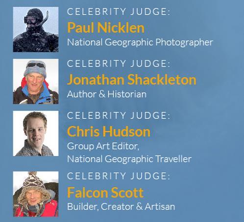 Celebrity Judge