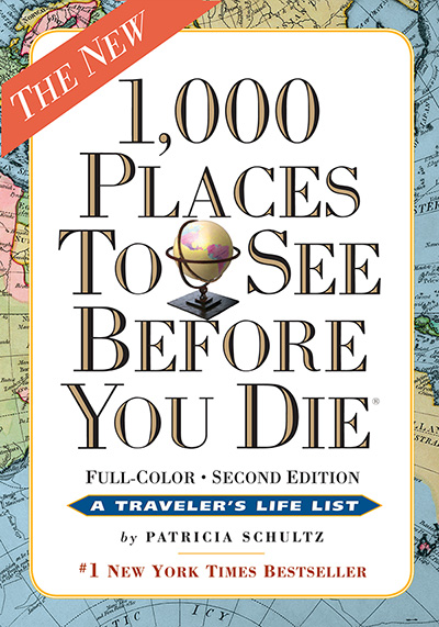 Win a copy of 1000 Places to See Before You Die onthe Quark Expeditions facebook page