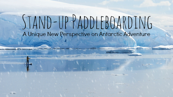 A Unique New Perspective on Antarctic Adventure
