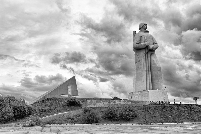 Alyosha Monument - Photo Credit: Christopher Michel