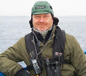 Polar Bear Expert Dr. Nikita Ovsyanikov