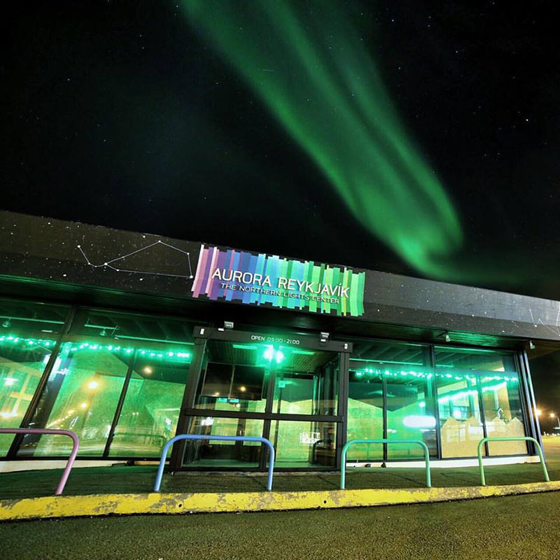 Photo credit: Aurora Reykjavik facebook page