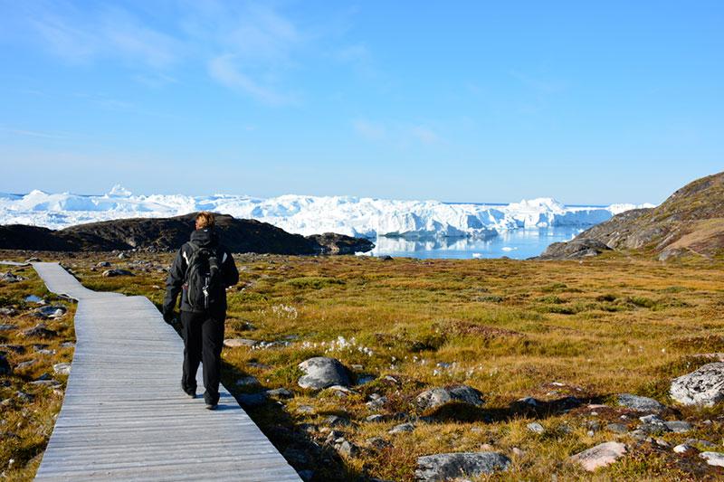 Ilulissat - photo credit: Lorraine