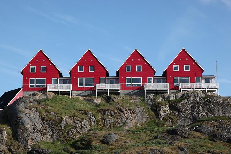 Houses, Uummannaq