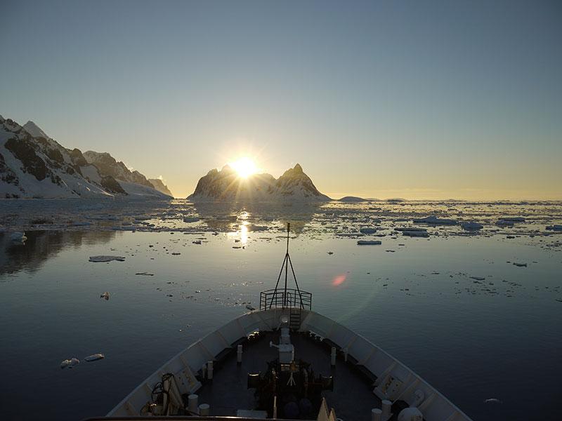 Lemaire Channel Antarctica - Photo Credit: AlexanderRenate