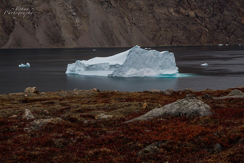 Greenland ice - Photo credit: Erkun Photography