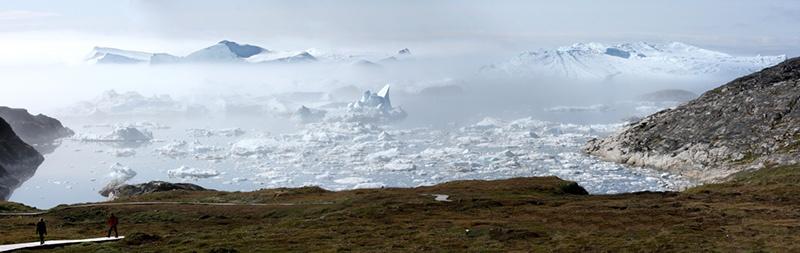 ilulissat icefjord - photo credit RVK