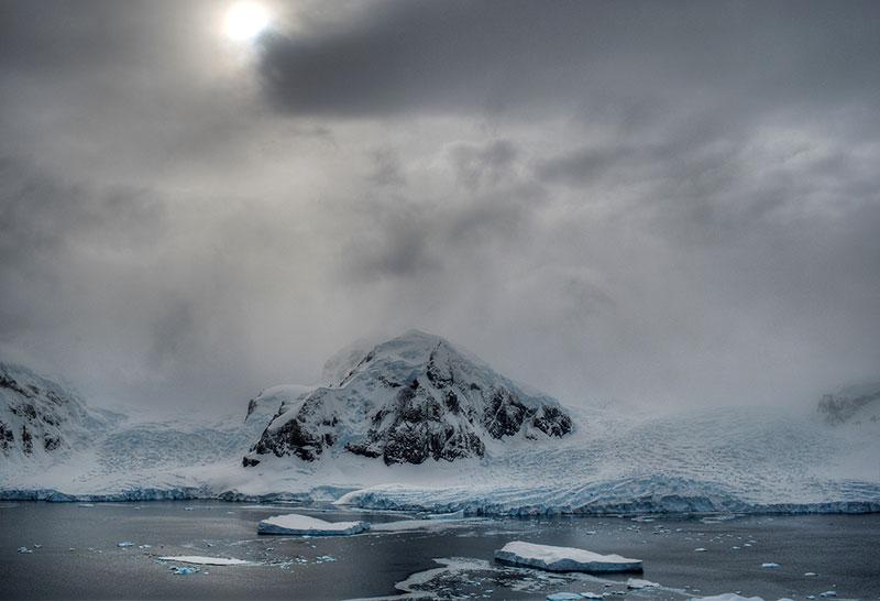 Antarctica - Photo credit: Kersten Joost