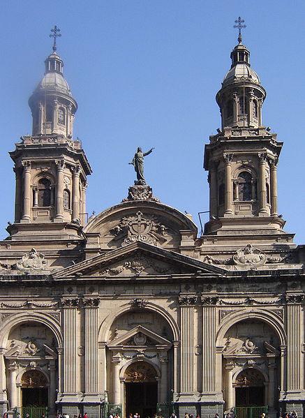 Metropolitan Cathedral Santiago