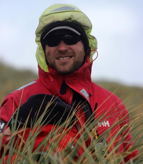 Dr. Tom Hart, Penguinologist