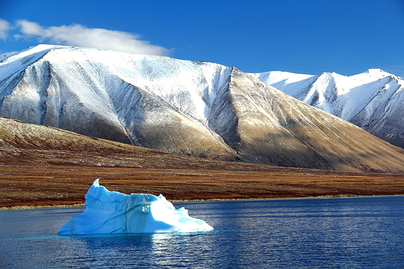 Greenland with Quark Expeditions - Credit: Quark Passenger (name unknown)