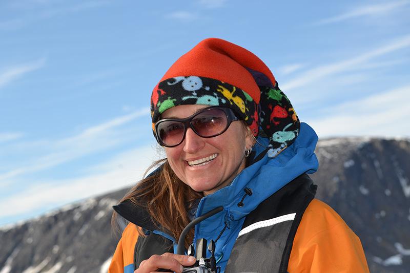 Quark Expeditions Val Lubrick
