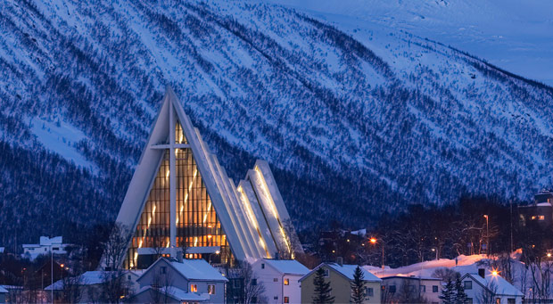 Arctic Cathedral Tromso
