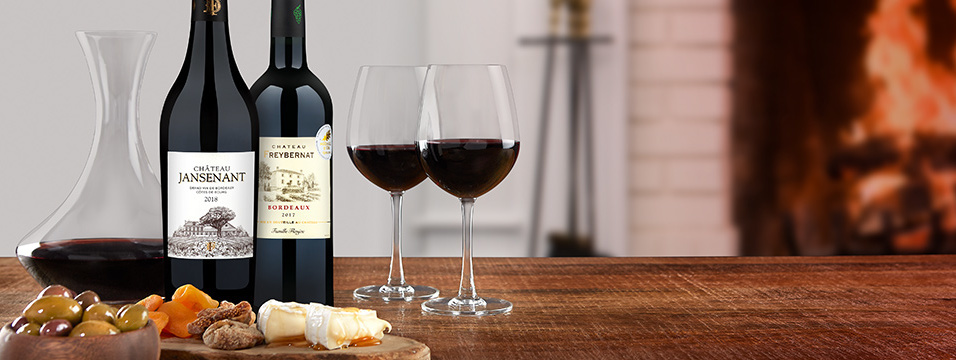 6 Bottles of Bordeaux for just $11 Each at Wine Insiders!