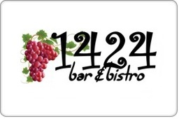 1424 Bistro Gift Certificate