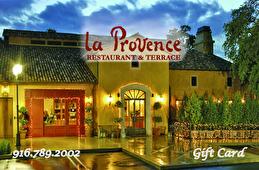La Provence Gift Card