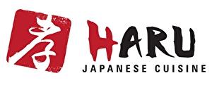 Haru Modern Japanese Cuisine Gift Card