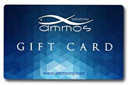 Ammos Estiatorio Gift Card