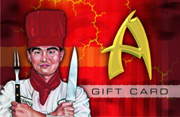 Arirang Hibachi Steakhouse & Sushi - Philly Gift Card
