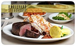 Boulevard Steakhouse Gift Card