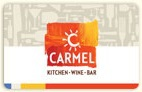 Carmel Kitchen Gift Card