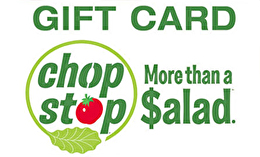 Chop Stop Gift Card