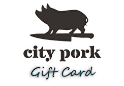 City Pork  Gift Card