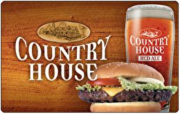 Country House Restaurant Gift Card