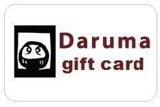 Daruma Ramen Gift Card