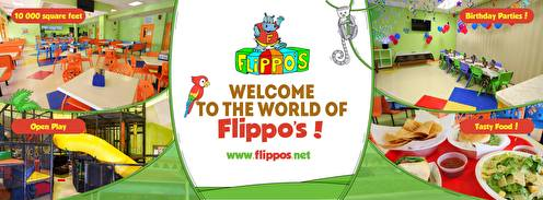 Flippo's Kids Playground and Cafe