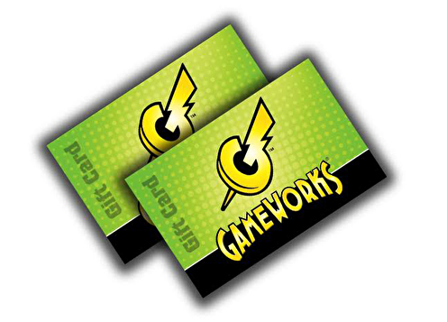 Gameworks Gift Cards