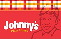Johnny's Pizza House Gift Card