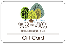 River and Woods Gift Card
