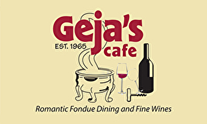 Geja's Cafe Gift Card