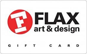 FLAX art & design Gift Card