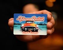 Havana Central Gift Card