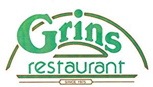 Grin's Restaurant Gift Card