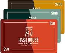 Hash House a Go Go  Gift Card