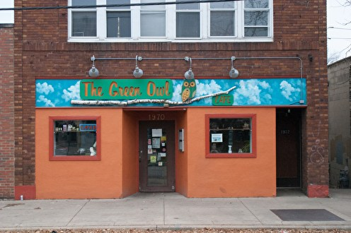 The Green Owl Cafe