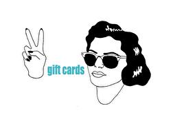 Irene's Gift Card