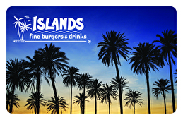 Islands Restaurants Gift Card
